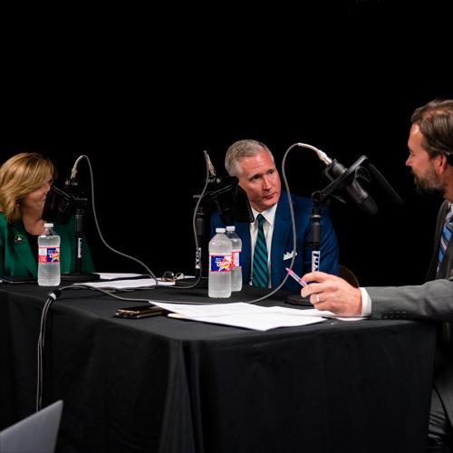 Brint Ryan, Chairman, UNT System Board of Regents on the Bridging Gaps Podcast
