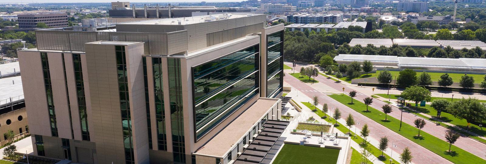 UNTHSC Building