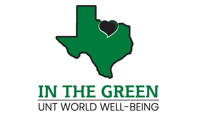 IN THE GREEN UNT World Wellbeing Program