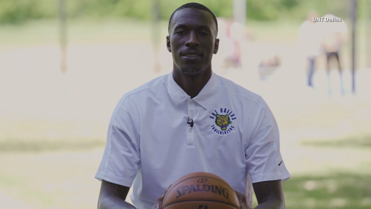 Josh Howard announcement UNT Dallas Basketball Head Coach